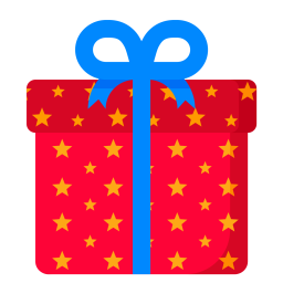 Gift Icon Of Flat Style Available In Svg Png Eps Ai Icon Fonts