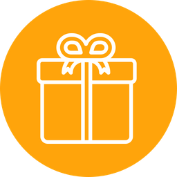 Gift Icon Of Line Style Available In Svg Png Eps Ai Icon Fonts