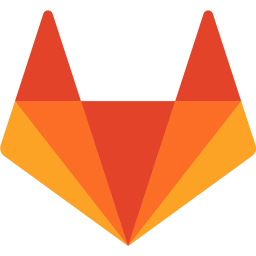 Gitlab Logo Icon Of Flat Style Available In Svg Png Eps Ai Icon Fonts