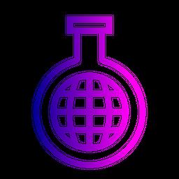 Glass, Tube, Internet, Network, Research, Seo, Web Icon
