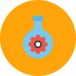 Glass, Tube, Settings, Seo, Research, Preferences, Gear Icon