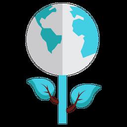 Global Earth Icon