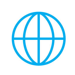 Globe Icon Of Line Style Available In Svg Png Eps Ai Icon Fonts