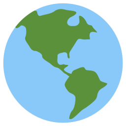 Globe Icon Of Flat Style Available In Svg Png Eps Ai Icon Fonts