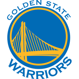 Golden State Warriors Colored Outline Icon