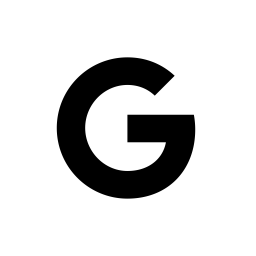Google Logo Icon Of Glyph Style Available In Svg Png Eps Ai Icon Fonts