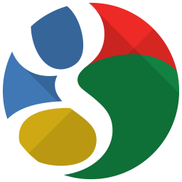 Google Flat  Logo Icon