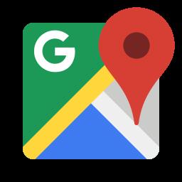 Google Maps Logo Icon