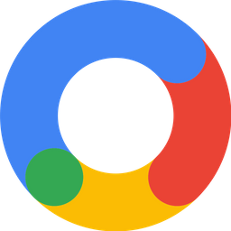 Google Marketing Logo Icon Of Flat Style Available In Svg Png Eps Ai Icon Fonts