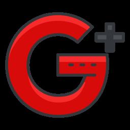 Google Plus Logo Icon
