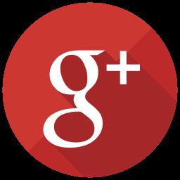 Google Plus Flat  Logo Icon