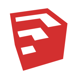 Google Sketchup Icon Of Flat Style Available In Svg Png Eps Ai Icon Fonts