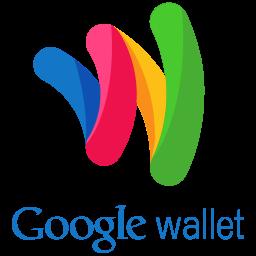 Google wallet Flat  Logo Icon