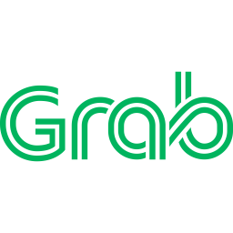 Grab Logo Icon