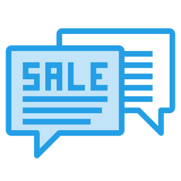 Grand, Sale, Advertising, Advertisement, Communication, Publicity, Message Icon