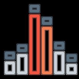 Graph, Chart, Pie, Statics, Analysis, Performance, Measure Icon