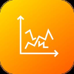 Graph, Chart, Statics, Analysis, Performance, Measurement, Measure Icon