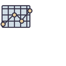 Graph, Chart, Statics, Analysis, Performance, Research, Data Icon