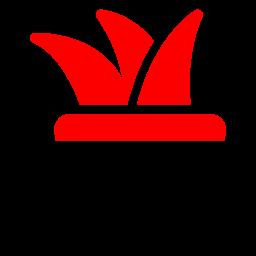 Grass pot Icon