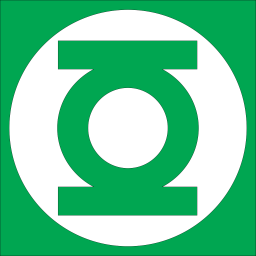 Green Logo Icon