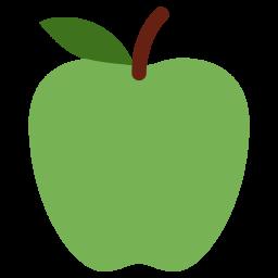 Green Emoji Icon