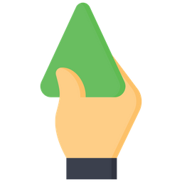 Green Card Icon