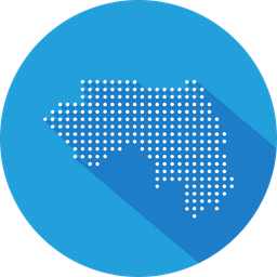 Guinea, Map, Country, Location, Navigation, Nation Icon