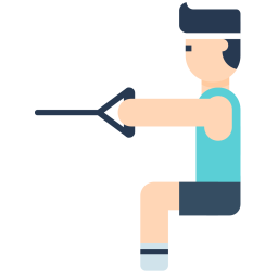 Gym Icon Of Flat Style Available In Svg Png Eps Ai Icon Fonts
