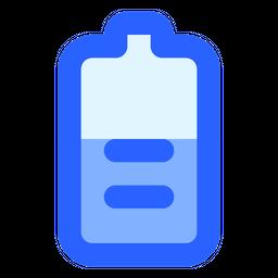 Half Battery Icon