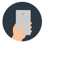 Hand, Iphone, Smartphone, Touch, Phone, Mobile Icon