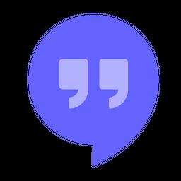 Hangouts Logo Icon