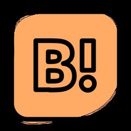 Hatena Bookmark Logo Icon