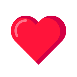 Heart Icon Of Flat Style Available In Svg Png Eps Ai Icon Fonts