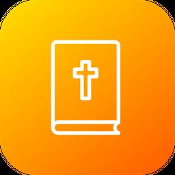 Holy, Bible, Christian, Religious, Book, Prayer Icon