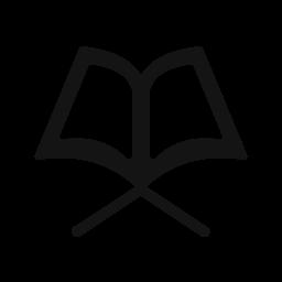 Holy, Quran, Book, Islamic, Religion Icon