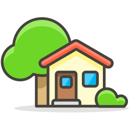 Home Emoji Icon