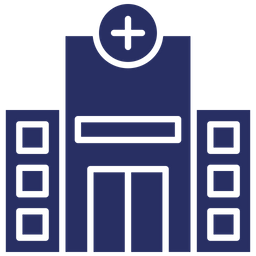 Hospital Icon Of Glyph Style Available In Svg Png Eps Ai Icon Fonts