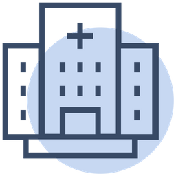 Hospital Icon Of Line Style Available In Svg Png Eps Ai Icon Fonts