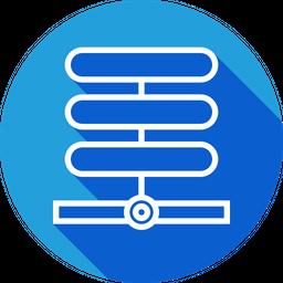 Hosting, Service, Services, Website, Web, Cloud, Server Icon