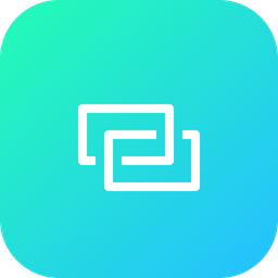 Hotknot, App, Sharing, Transfer, Wireless, Teghering, Tether Icon