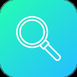 Hourglass, Search, Find, Crime, Scene, Monitoring, Detective, Weapon Icon