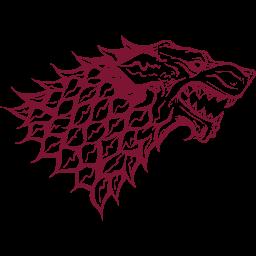 Stark wolf Icon