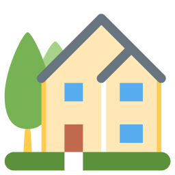 House Emoji Icon Of Flat Style Available In Svg Png Eps Ai Icon Fonts