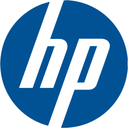 Hp Logo Icon - Download in Flat Style