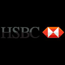 Hsbc Flat  Logo Icon