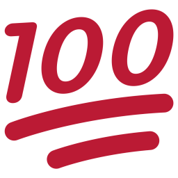 Hundred Icon of Flat style - Available in SVG, PNG, EPS ...