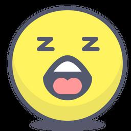 Hypno Colored Outline  Emoji Icon