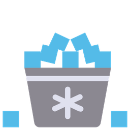 Ice bucket Icon