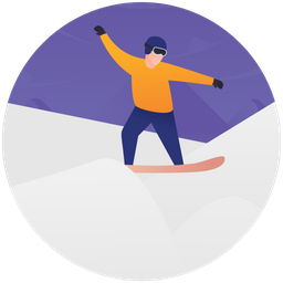 Ice-Skating Icon