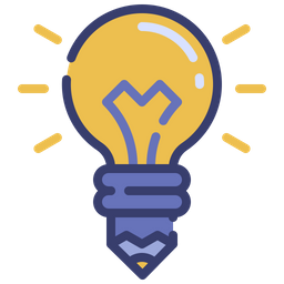 Idea Icon Of Colored Outline Style Available In Svg Png Eps Ai Icon Fonts